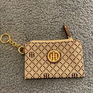 Tommy Hilfiger small wristlet